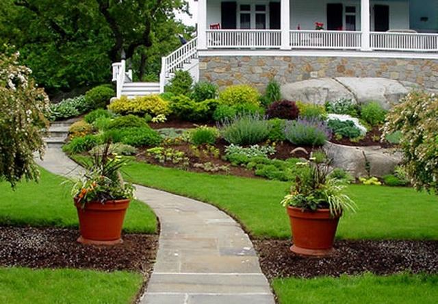 quintal jardim diferenca:Não espere para criar seu pequeno ou grande jardim, deixe o