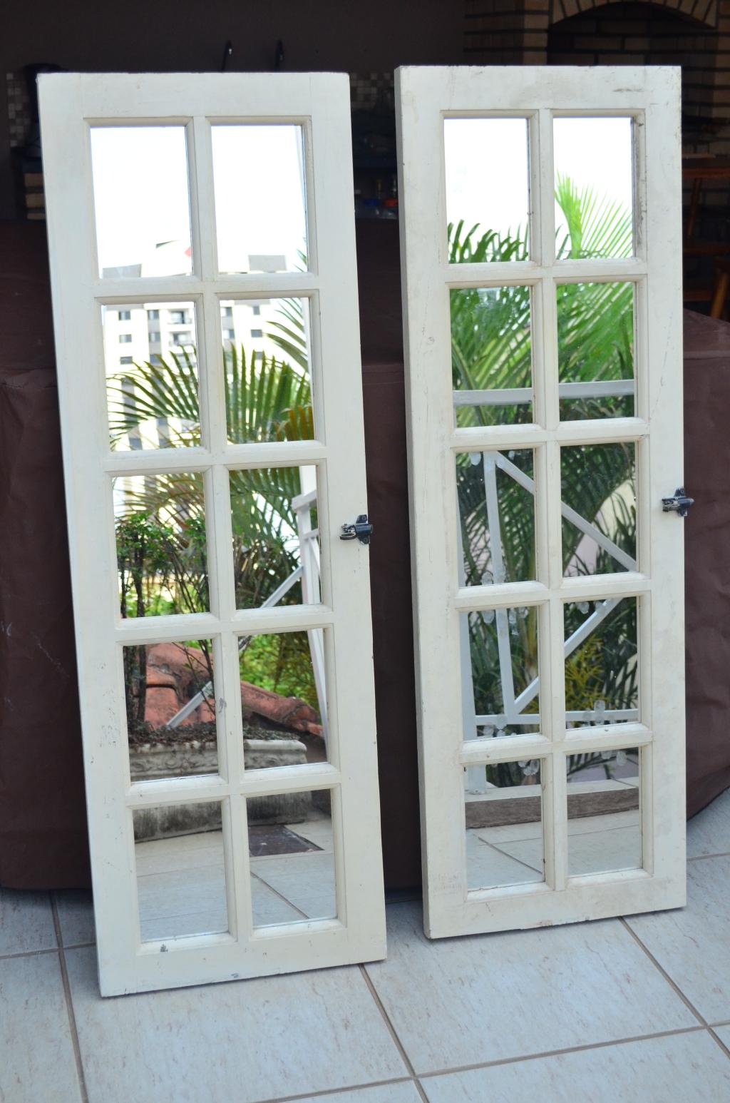 Extremamente Espelhos janelas | Sisleine Arquitetura UT43